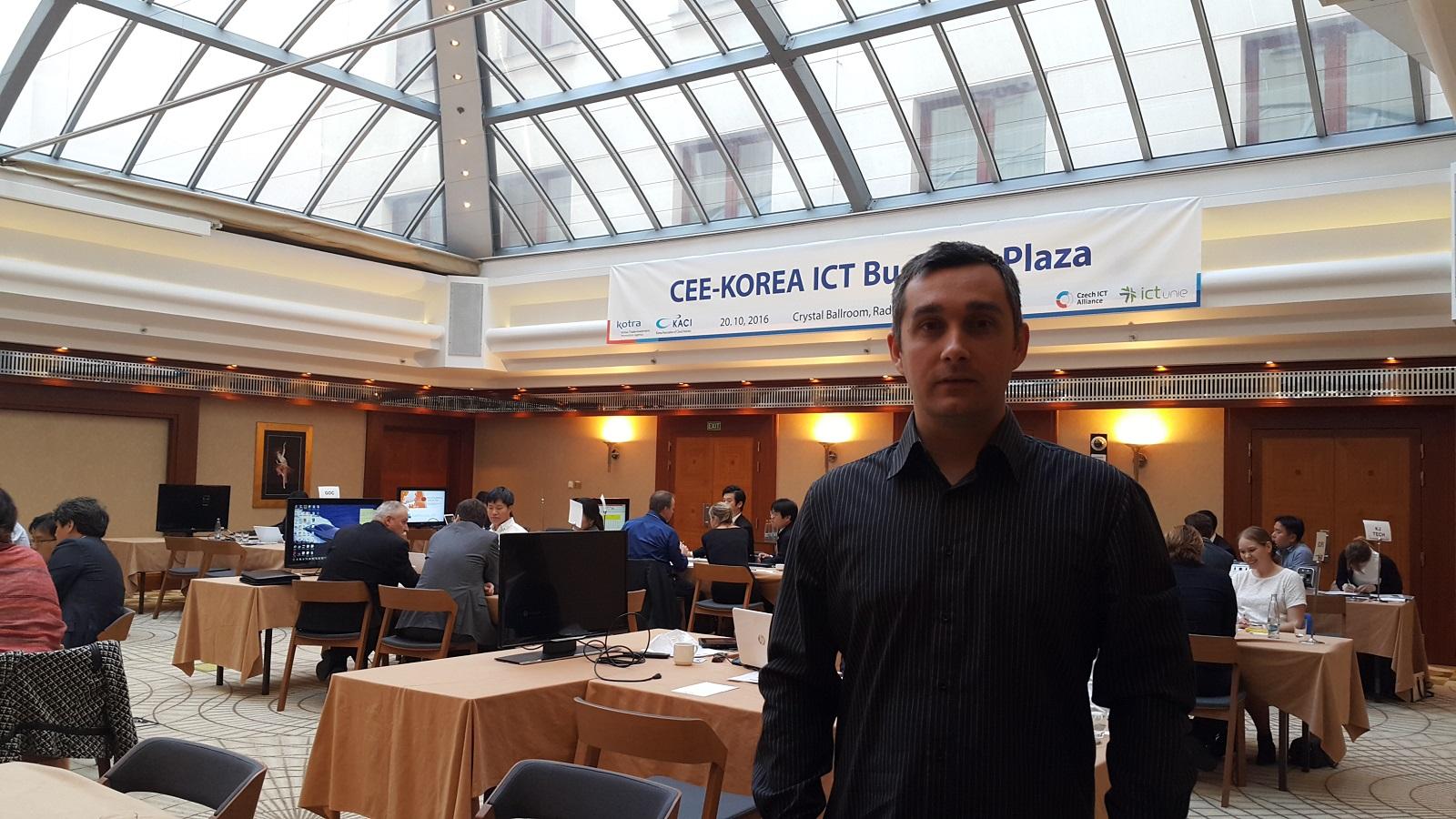 Poslovna praksa u Južnoj Koreji