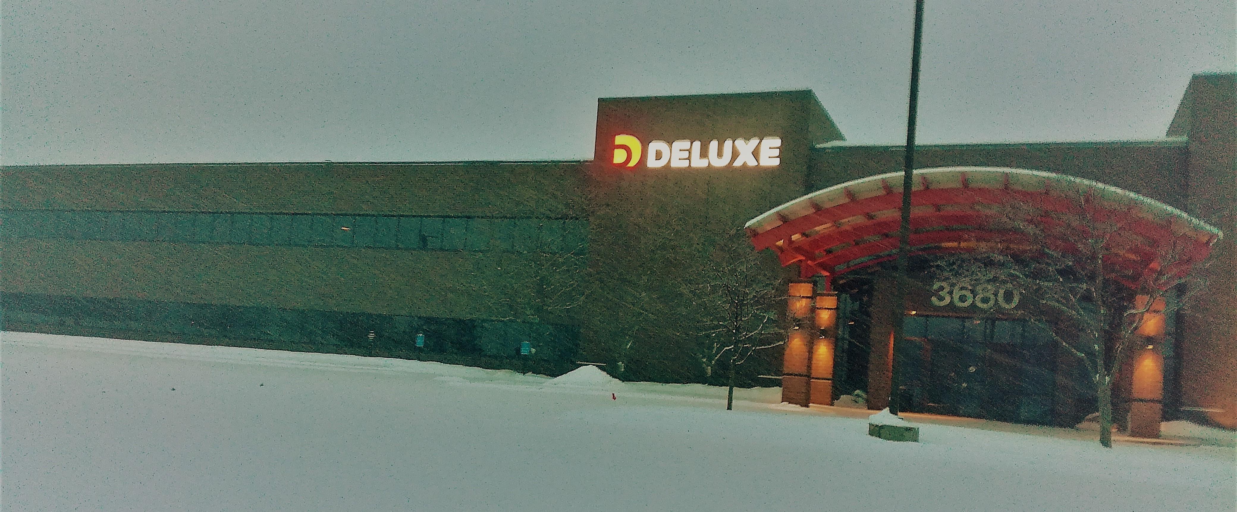 Deluxe building