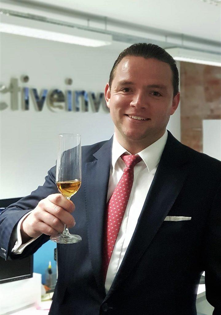 Kreg Ribton, direktor Proactive Investors