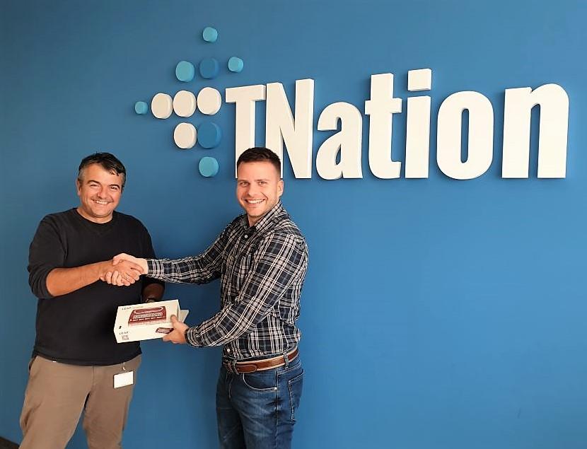 TNation chess tournament winner