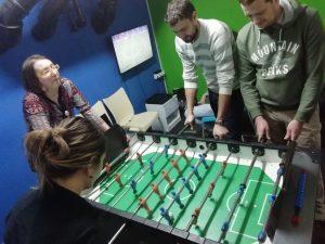 Turnir u stonom fudbalu 1
