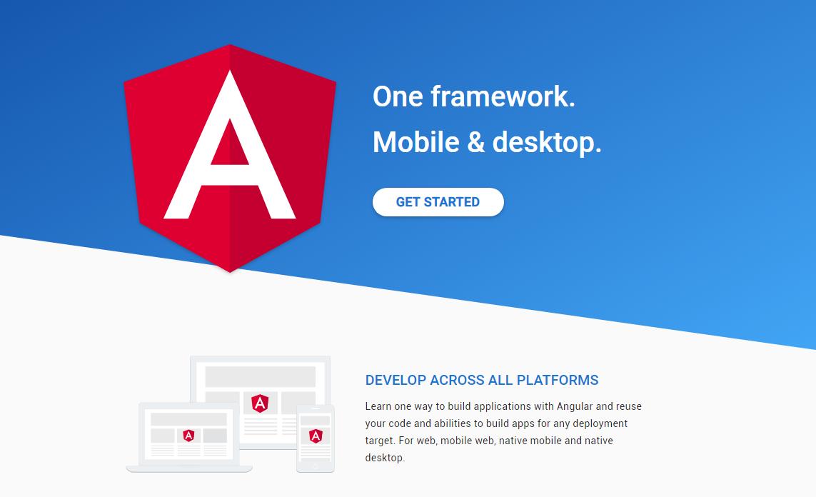 angular framework