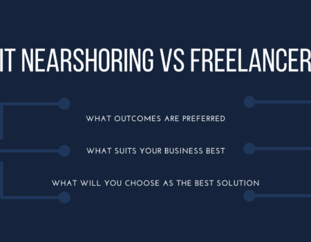 it nearshoring vs freelance