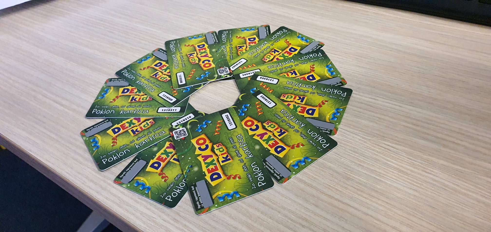 dexy co gift cards