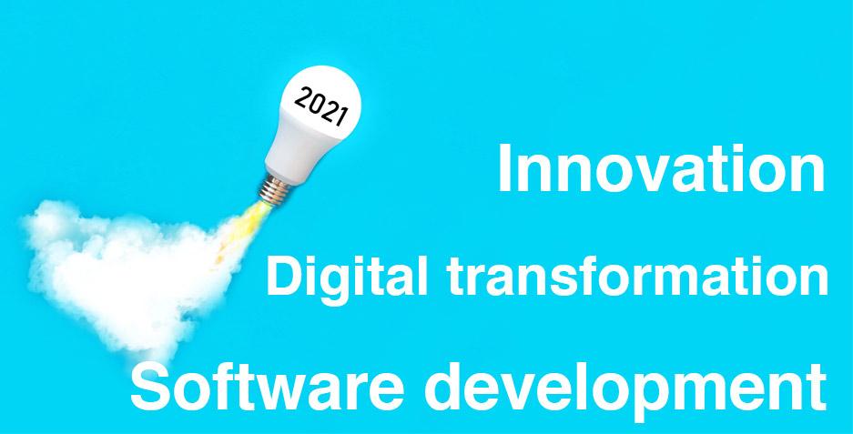 Software development trends 2021