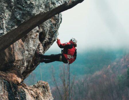 Mountain Rescue Service, Rock climbing