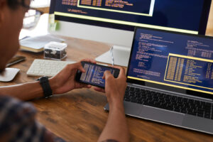 software development and manual testing