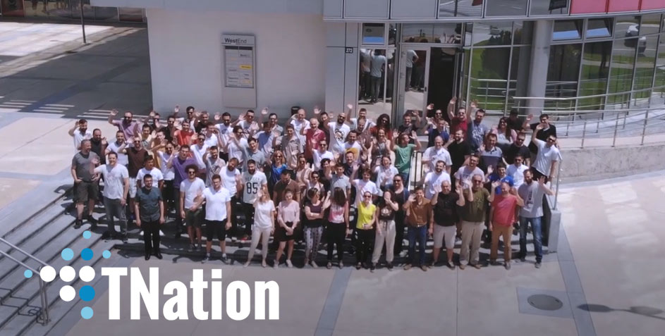 TNation, outsourcing and nearshoring partner in Serbia
