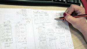 UX-designer-,-wireframe