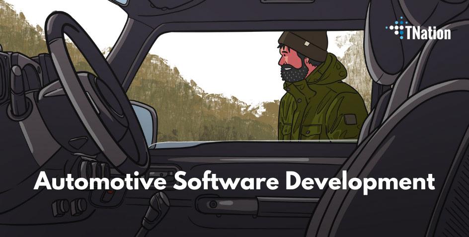 Automotive-Software-Development