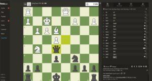 TNation Chess Tournament 2021.